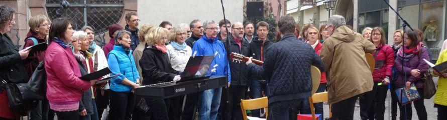 Am 6. Mai 2018 Jubiläumsgottesdienst in St. Peter